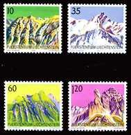 FL 1990 Nr 1000-1003 Postfrisch SA18CAA - Liechtenstein