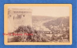 Photo Ancienne CDV Vers 1870 1880 - DINAN - Vue De La Ville - Photographe Gounouf - Bretagne Cotes D'Armor - Anciennes (Av. 1900)