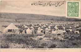 IRAN - Un Camp D' Azarbayedjan - Perse - Iran