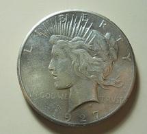 USA 1 Dollar 1927 Silver - Federal Issues