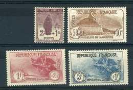 France  :  Yv  229-32  *              ,    N2 - France