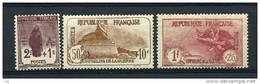 France  :  Yv  229-31  ** - France