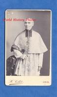 Photo Ancienne CDV Vers 1890 - LAVAL - Portrait D'un Eveque ? Uniforme & Homme à Identifier - Photographe H. Collet - Anciennes (Av. 1900)