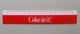 - Règle. COCA COLA - - Coca-Cola