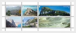 Gibraltar 2018 - Views Of The Rock Miniature Sheet Mnh - Gibraltar