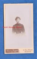 Photo Ancienne CDV Vers 1900 - MONACO - Portrait Femme Monégasque - Photographie Manni Joseph - Anciennes (Av. 1900)
