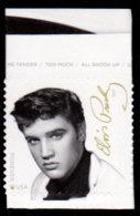 USA, 2015, Scott #5009, Elvis  Presley, Forever Single, MNH, VF - Ongebruikt