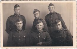 Latvia, Daugavpils Cietoksni, Soldier Soldiers Military - Lettonie