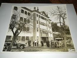 "Photography, Fotografia Height 17,cm X Width 20,5cm. ""Ol Car, People.  To Identify, Fotografo Da Madeira ? "" - Photographie"