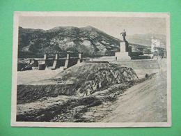 TIFLIS Tbilisi 1934 Zemo-Avchalsky Power Station. Monument LENIN. Russian Postcard - Géorgie