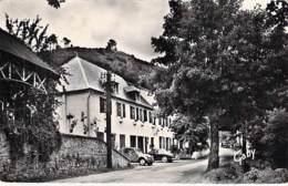 63 - CHATEAUNEUF Les BAINS : L'Hotel Du Centre ( Automobiles 2 CV Citroen ) - CPSM PF - Puy De Dôme - France