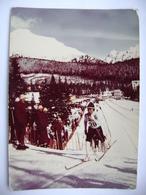 Czechoslovakia High Tatras Mountains, Strbske Pleso, Sport Areal - View On Cross Country Stadium, Championship 1970s - Winter Sports