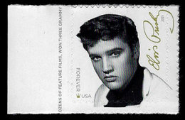 USA, 2015, Scott #5009, Elvis  Presley, Forever Single, MNH, VF - Unused Stamps