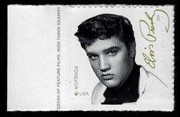 USA, 2015, Scott #5009, Elvis  Presley, Forever Single, MNH, VF - Nuevos