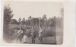 Latvia 1933 Ulbrokas Muiza, Soldier Soldiers Military - Lettonie