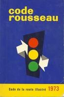 *Code De La Route Rousseau, Années 1973 - Auto