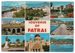 GRECIA/GREECE/GRECE - SOUVENIR OF PATRAS/PATRASSO - - Grecia