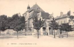 10 - TROYES - L'Eglise Saint-Nicolas - Troyes