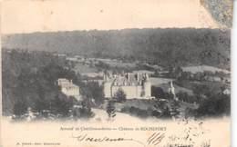 21 - Arrond' De Châtillon-s-Seine - Château De ROCHEFORT - Chatillon Sur Seine
