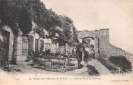 41 - Les Roches, Près MONTOIRE-sur-le-LOIR - Ancienne Porte Du Château - Montoire-sur-le-Loir