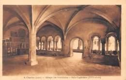 42 - CHARLIEU - Abbaye Des Bénédictins - Salle Capitulaire (XVIe Siècle) - Charlieu