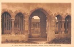 42 - CHARLIEU - Entrée Des Cloîtres Des Cordeliers - Cloître Primitif (XIIIe Siècle) - Charlieu