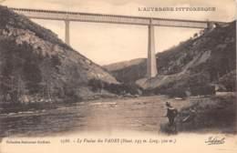 63 - Le Viaduc Des FADES - France