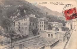 65 - BAREGES - L'Hôpital Militaire Et Les Thermes - France