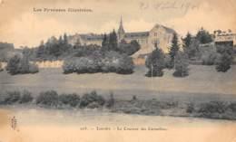 65 - LOURDES - Le Couvent Des Carmélites - Lourdes