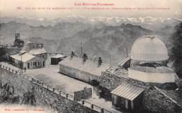 65 - Pic Du Midi De BIGORRE - Vue Générale De L'Observatoire Et De La Chaîne Centrale - Bagneres De Bigorre