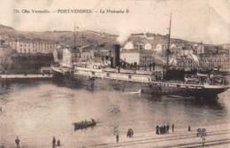 66 - PORT-VENDRES - Le Mustapha II - Port Vendres