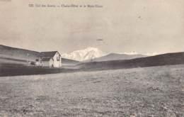 74 - Col Des Aravis - Chalet-Hôtel Et Le Mont-Blanc - France