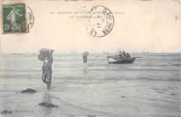 76 - LE TREPORT-MERS - Scènes De Plage - Arrivée Des Canots - Le Treport