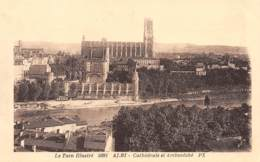 81 - ALBI - Cathédrale Et Archevêché - Albi