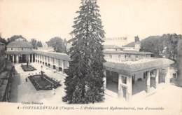 88 - CONTREXEVILLE - L'Etablissement Hydrominéral, Vue D'ensemble - Vittel Contrexeville