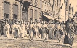 BRUGGE - Processie Van Het H. Bloed - Zingende Engelen Voor Den Wagen Der Geboorte Van Jezus - Brugge