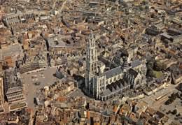 CPM - ANTWERPEN - Panorama, O.L.V. Kathedraal, Grote Markt - Antwerpen