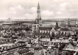 CPM - ANTWERPEN - Panorama Met O.-L..-Vrouwekathedraal - Antwerpen