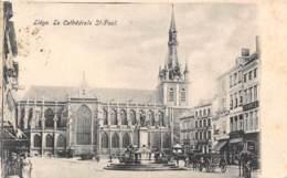 LIEGE - La Cathédrale St-Paul - Liege