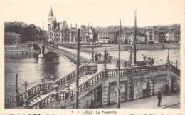 LIEGE - La Passerelle - Liege