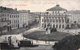 LIEGE - Place Du Théâtre - Liege