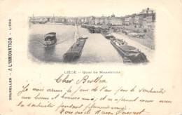 LIEGE - Quai De Maastricht - Liege