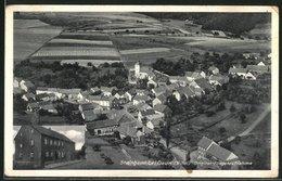 AK Steinborn / Eifel, Gebäudeansicht, Fliegeraufnahme Vom Dorf - Deutschland