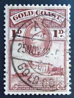 Grande-Bretagne (ex-colonies & Protectorats) > Côte D'Or Yt 113, Yt 114  Issues Of 1938-41 Oblitérés 2 Scans - Côte D'Or (...-1957)