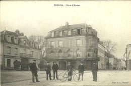 VERNON  -- Place D'Evreuxl                                              -- A L. - Vernon