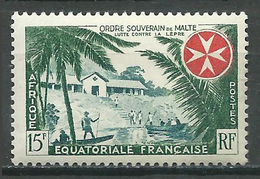 A.E.F. YT N°237 Ordre Souverain De Malte Neuf ** - A.E.F. (1936-1958)