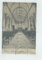Bastogne (Belgique, Luxembourg) : L'intérieur De L'église Env 1915 PF. - Bastogne