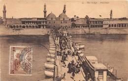 Oblitération - IRAQ / Baghdad - Old Bridge - Iraq