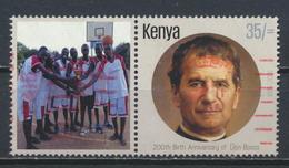 °°° KENYA - 200° ANNIVERSARY OF DON BOSCO - 2015 °°° - Kenya (1963-...)