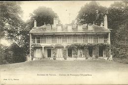 VERNON  -- Château De Pressagny-l'Orgueilleux                                        -- A L. - Vernon